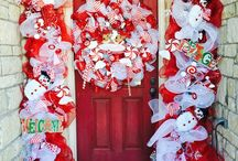 Christmas / In my Southern neck of the woods I am known as Mrs. Christmas! I decorate over the top and pretty sure I still believe in Santa!! / by Angela Mefford-Stapleton🌺🌺🌺
