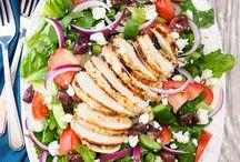 Healthy Food and Drinks / Healthy food and drink recipes
