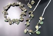 Flower & Nature Inspired Jewelry / Featuring jewelry inspired by flowers, leaves and nature.