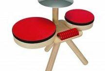 Instrumentos musicales de juguete / Instrumentos musicales de juguete