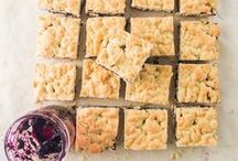 Bars and Squares / Dessert bars and squares