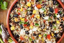 Quinoa / Recipes made with quinoa