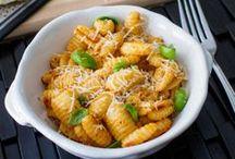 Pasta / Recipes for pasta dishes