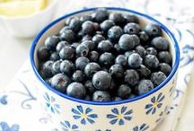 Blueberries / Recipes with blueberries