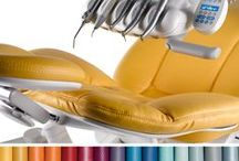 A-dec Dental Equipment / A-dec dental chairs, delivery systems, lights, and cabinetry.