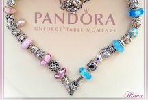Pandora and other charms / by Donna Gist