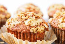 Healthy Baking / Recipes for healthier baked goods and treats.