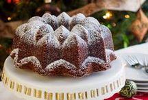Christmas / Recipes for the Christmas holiday season