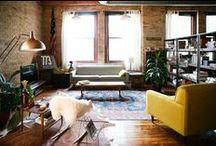 Apartment decor / MAKE IT HOT  BUT COOL