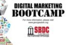 Digital Marketing / Looking for information about digital marketing. The SBDC has consultants specializing in digital marketing and readily available to help you take your social media game to the next level. www.georgiasbdc.org