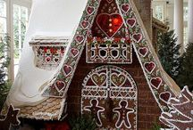 Gingerbread Houses / Gingerbread houses