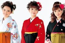 Japanese Tradicional Fashion
