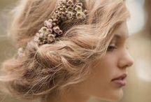 Bridal Hair updo's