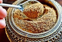 Herbs and Spice Mixes