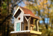 Havens / Bird Houses in various forms.. / by M Case