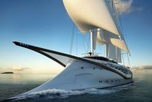 Yachts around the World