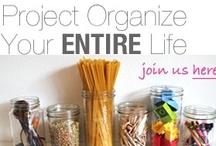 organizing ideas & useful tips