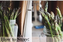 food tips and storing