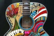 Guitars / by Robin Abbate