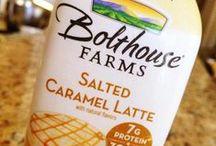 Salted Caramel Latte / Salted Caramel Latte
