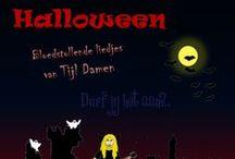 Griezelliedjes / Halloween / Beluister de griezelliedjes van Tijl Damen en boek de Halloweenshow.
