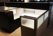 Used Office Cubicles / Used Office Cubicles can often represent a compelling value proposition for the discerning Cubicle Furniture buyer. If you're in the market for Cubicle Systems and Cubicle Design options that get the job done at minimal cost, Used Office Cubicles are a great option to consider.