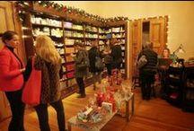 Dermokonsultacje Sylveco / 12.12.2013 odbyły się w naszym sklepie Helfy dermokonsultacje z firmy Sylveco. Zapraszamy do obejrzenia fotorelacji :)