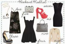 Weekend Wishlist / Weekend wants