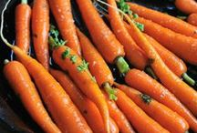 The Carrot / Carrot Food Porn