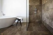 Wet room / Walk in shower ideas / Wet room design ideas - Created to share inspirational wet room / walk in shower design ideas - Wet Room Materials with Unidrain specialise in Scandinavian wet rooms systems.