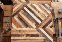 Reclaimed and Salvaged Wood
