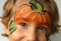 Maquillatges / Idees per maquillar les cares als nostres petits