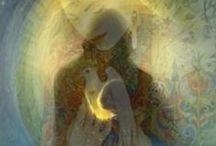 THE ART OF SPIRIT / Spiritual Art, Visionary Art, Sacred Geometry...