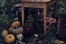 Samhain & Mabon / Samhain & Mabon Art and Ideas.