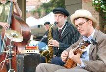 musicians -street music- and more / street musicians / by carolina de matheu