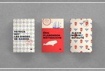 Diseño Editorial // Portadas libros