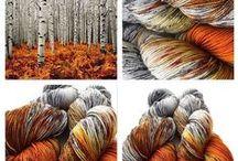 Yarns / Yarn lust
