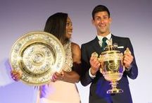 Wimbledon 2015 / A round-up of the 2015 Championships