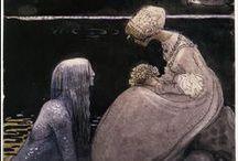 John Bauer / -- an Enchanted Mind