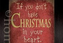 Christmas - Quotes! / Inspirational Christmas Quotes to Use on Cards or as Decor.