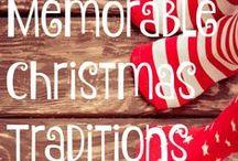 Christmas - Capturing Memories! / Beautiful and Fun Ideas for Capturing Christmas Memories!