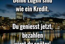 Words (German) / Macht Sinn