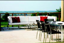 Outdoor Stainless Steel Furniture