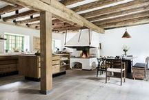 Scandinavian home design ideas / Scandinavian design ideas to bring a Scandinavian touch to your home.