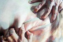 Hand / feet gesture