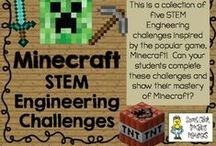 Edu - Minecraft! / Creative helps to incorporate Minecraft into schooling including special ed.