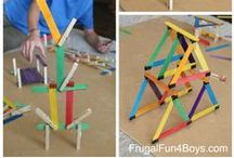 Edu - Engineering Fun! / Creative Engineering Projects!
