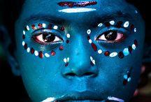 Beauty Tribal People