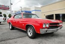 1970 Chevrolet Chevelle SS454 / 1970 Chevrolet Chevelle Super Sport. A classic American Muscle Car.