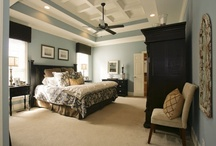 Room & Home Designs and Decorations / by Haley Ward
